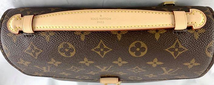 Brandnew Louis Vuitton Metis Pochette Monogram Canvas