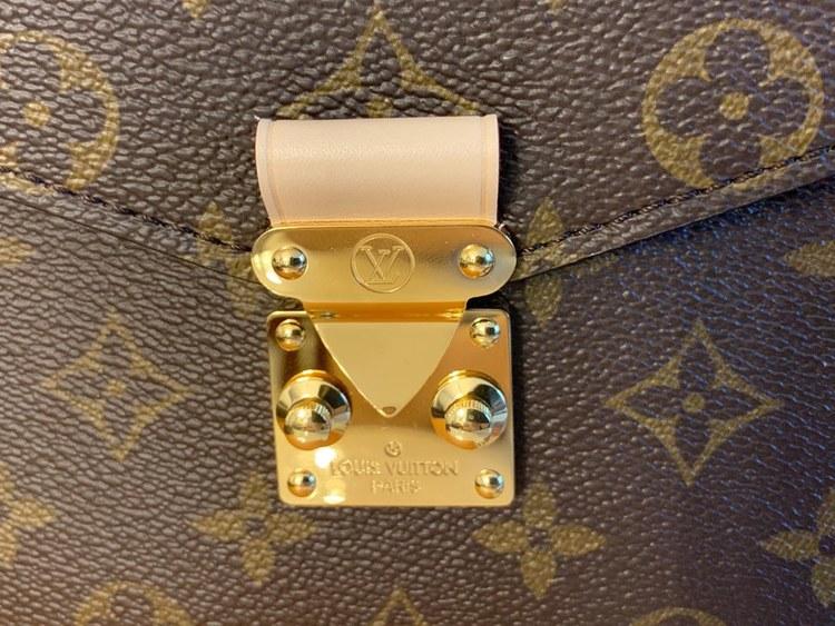 New Louis Vuitton Pochette Metis Monogram Canvas