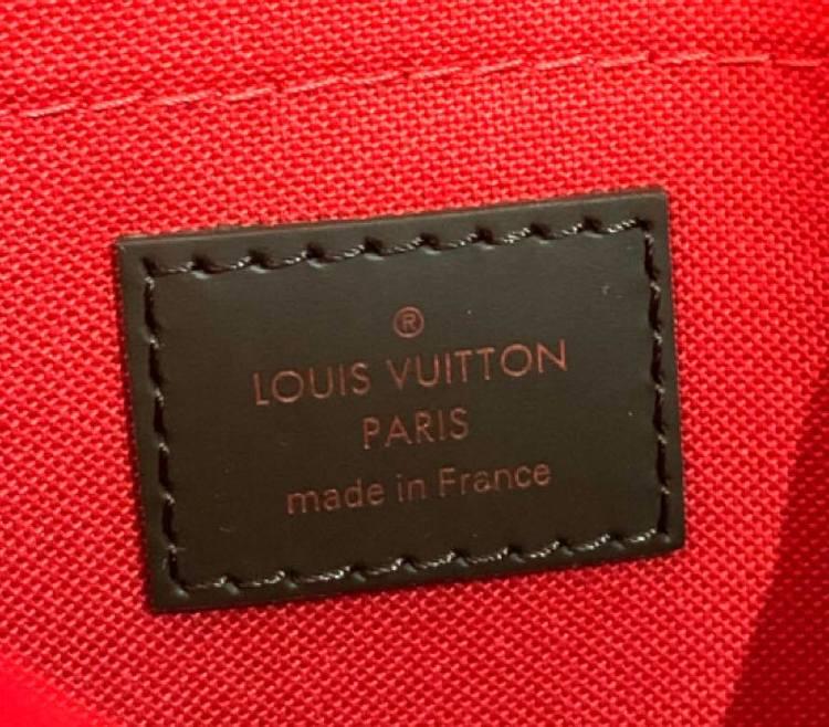 Brandnew! Louis Vuitton Damier Ebene Favorite MM
