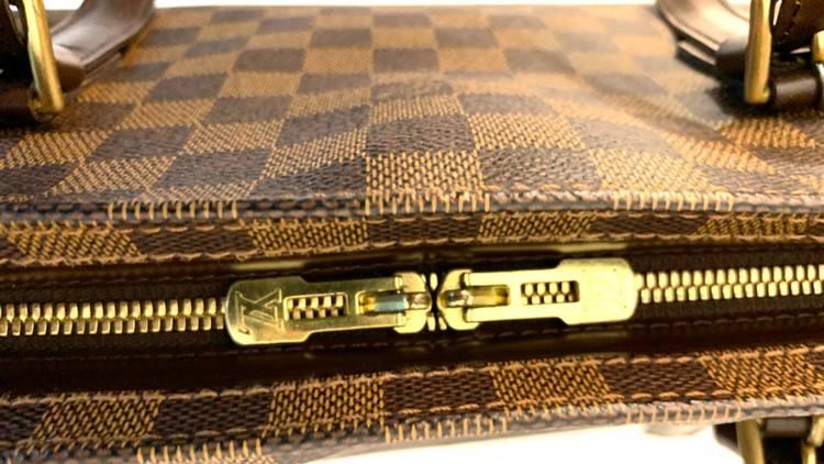 Louis Vuitton Chelsea Damier Ebene Tote
