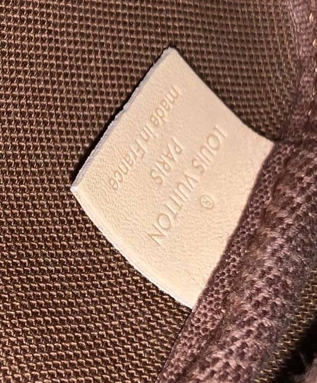 Brand new Louis Vuitton Multi Pochette Accessoires Kaki
