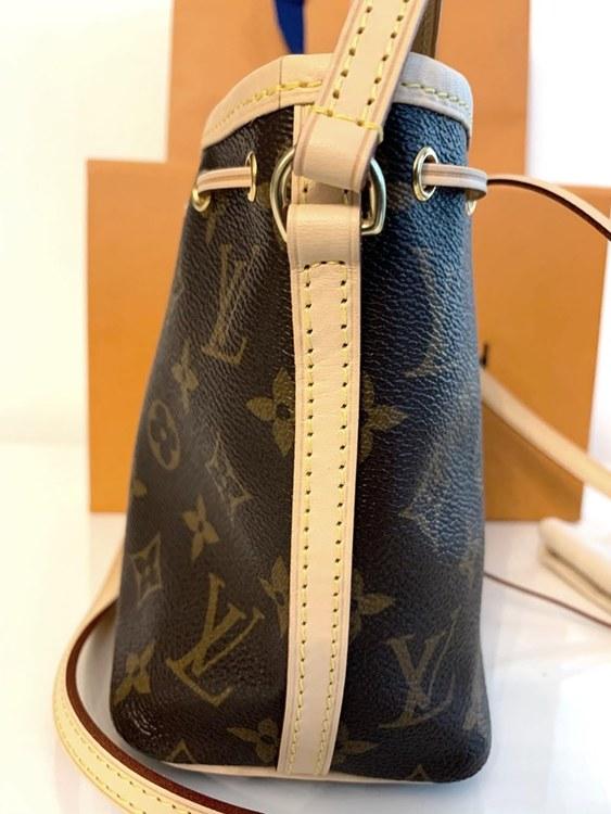 Brandnew Louis Vuitton Nano Noé