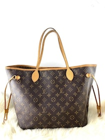 Louis Vuitton Neverfull Monogram Canvas MM