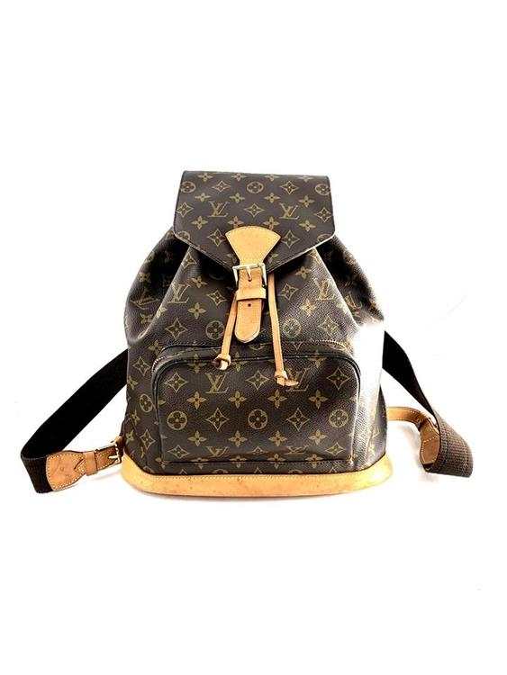 Louis Vuitton Montsouris GM Backpack