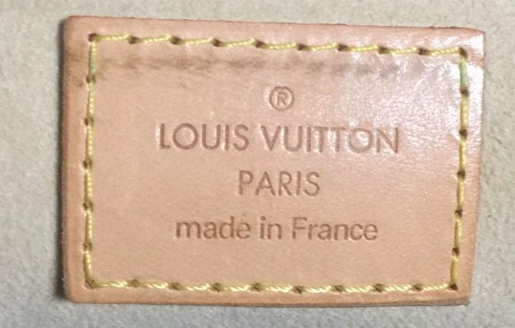 Louis Vuitton Hudson Monogram Canvas GM