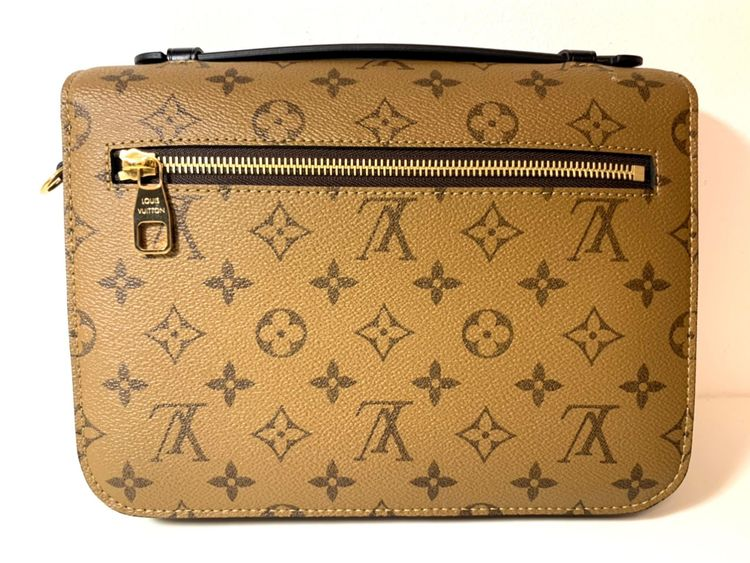 Louis Vuitton Pochette Métis Reverse Canvas Bag