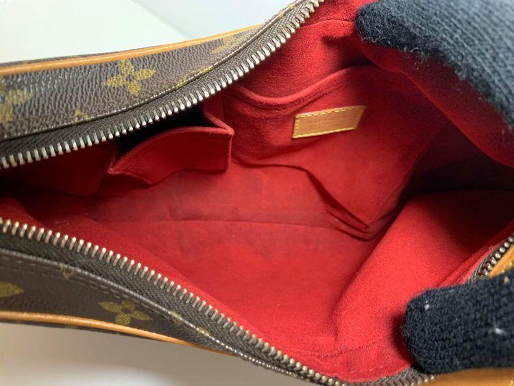 Louis Vuitton Croissant Monogram Shoulder Bag MM