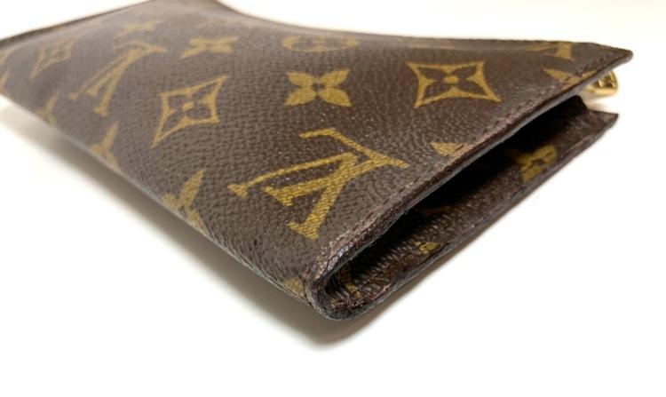 LOUIS VUITTON Bucket Pouch GM Monogram Bag