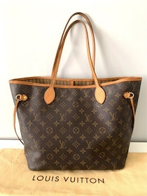 Louis vuitton Neverfull MM Monogram Canvas Bag