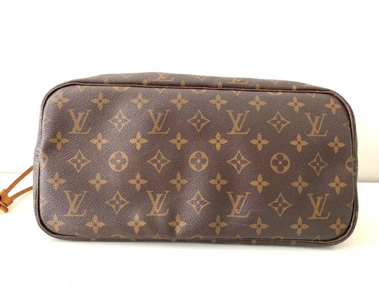 Louis vuitton Neverfull MM Monogram Canvas Bag