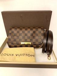 Louis Vuitton Favorite PM Damier Ebene Bag