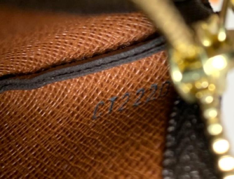 Louis Vuitton Key Pouch Monogram Canvas