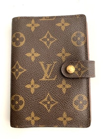 Louis Vuitton Agenda PM Monogram Canvas