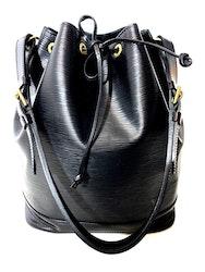 Louis Vuitton Noe GM Black Epi Leather