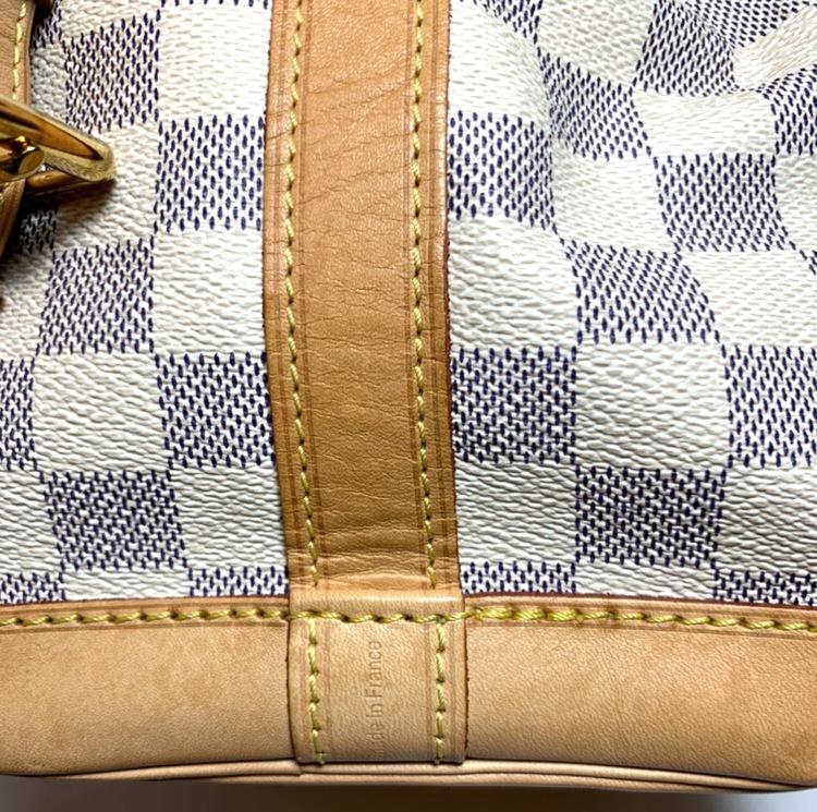 Louis Vuitton Noe BB Damier Aur Bag