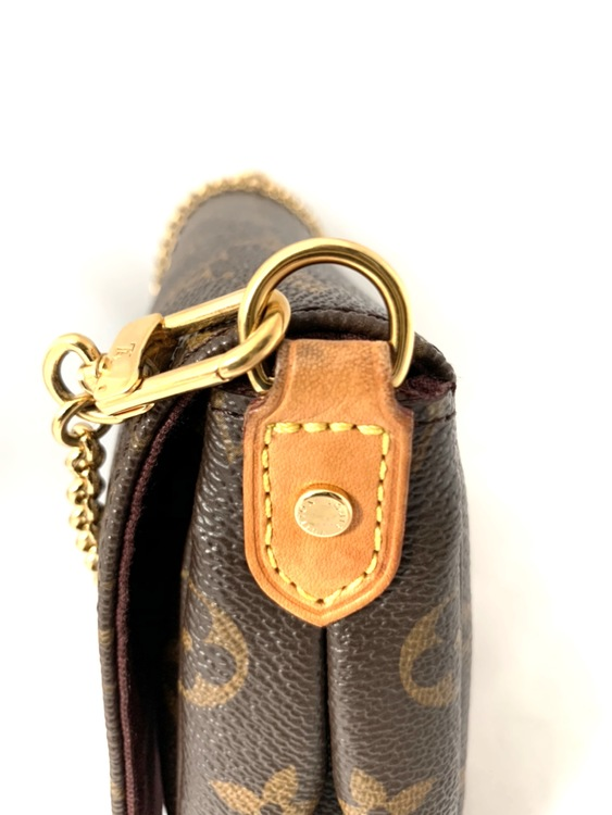 Louis Vuitton Favorite MM Monogram Canvas Shoulder/Crossbody Bag