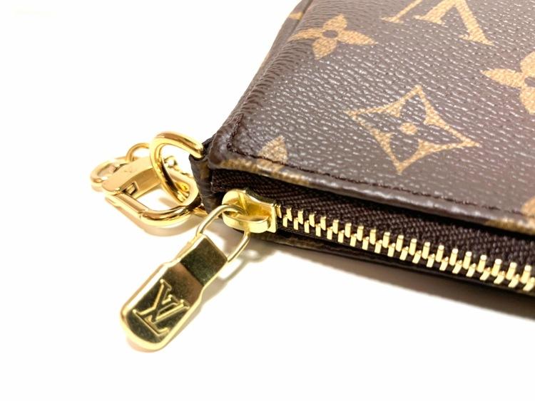 Louis Vuitton Mini Pochette Monogram Canvas Bag
