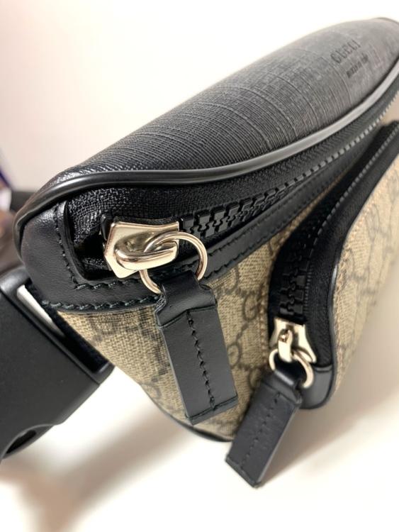 GG Supreme belt bag
