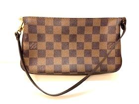 Louis Vuitton Pochette Accessoires Damier Ebene bag