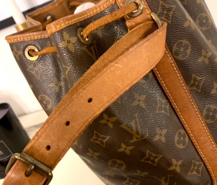 Vintage Louis Vuitton Noe Pm Monogram Bag