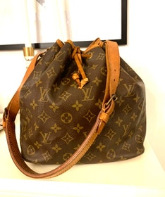 Vintage Louis Vuitton Noe Pm Monogram Bag