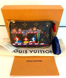 Louis Vuitton Mini Pochette X'mas 2020 Limited Edition