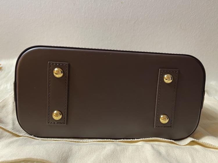 Louis Vuitton Alma BB Damier Ebene Bag