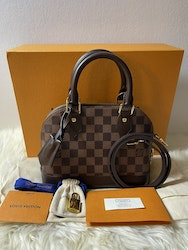 Louis Vuitton Alma BB Damier Ebene Bag