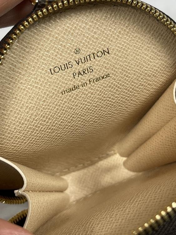 Louis Vuitton Multi Pochette Accessoires Monogram Kaki