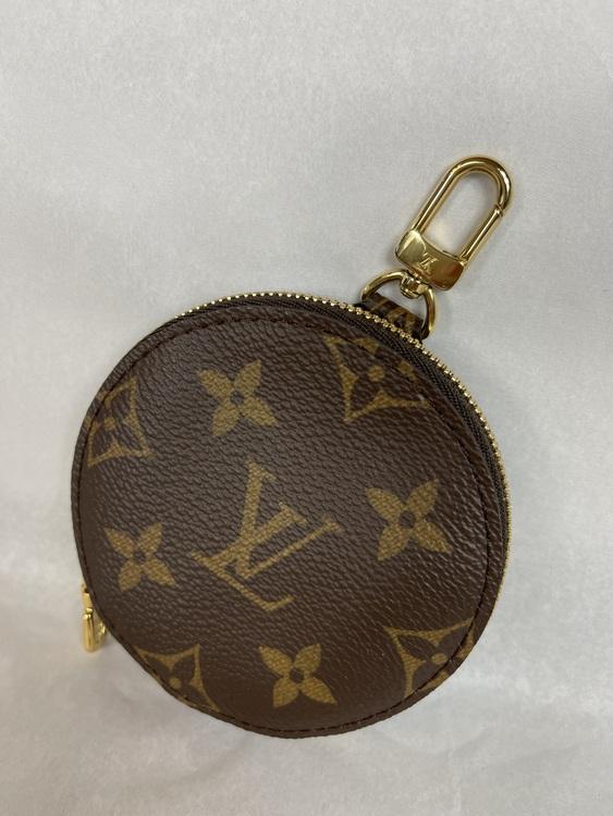 Louis Vuitton Multi Pochette Accessoires Monogram Rose Claire
