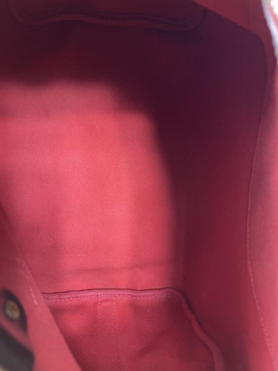 Louis Vuitton Speedy Bandoulière 30 Damier Ebene Bag