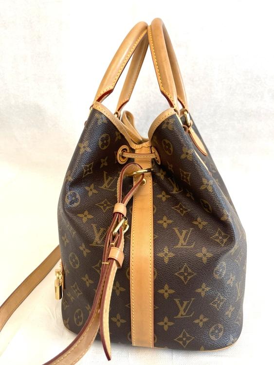 Louis Vuitton Eden Neo Limited Edition  Monogram Canvas Bag
