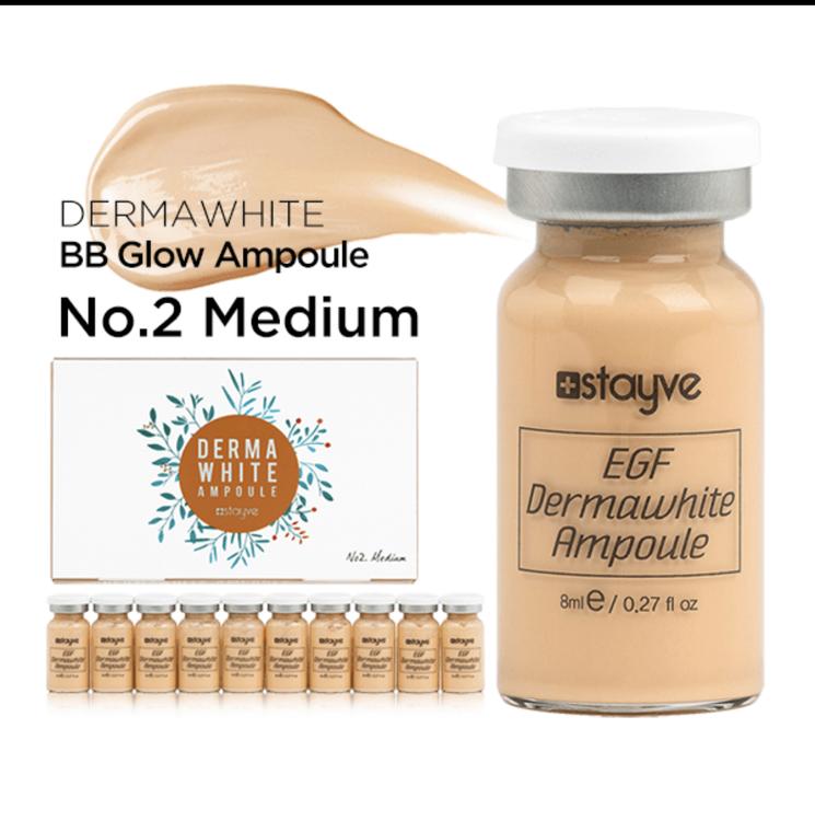 STAYVE BB Glow Derma White N°2