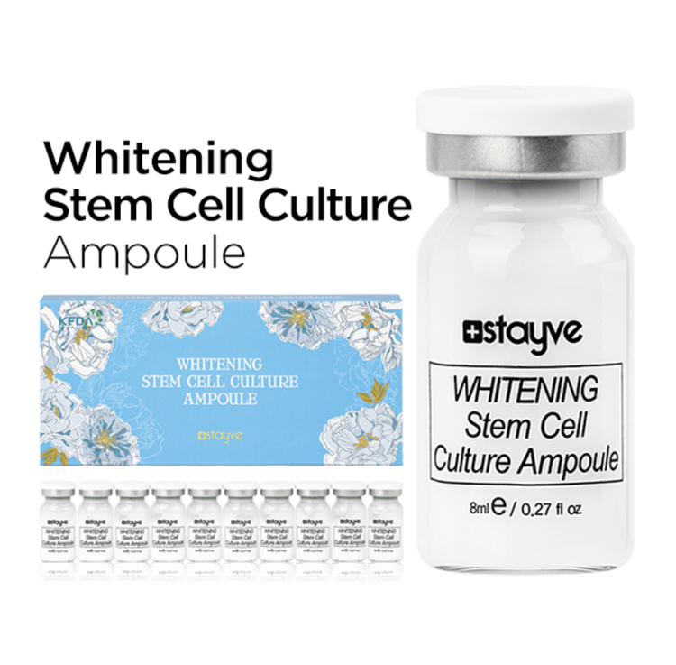 Stayve Whitening&Wrinkle Stem Cell