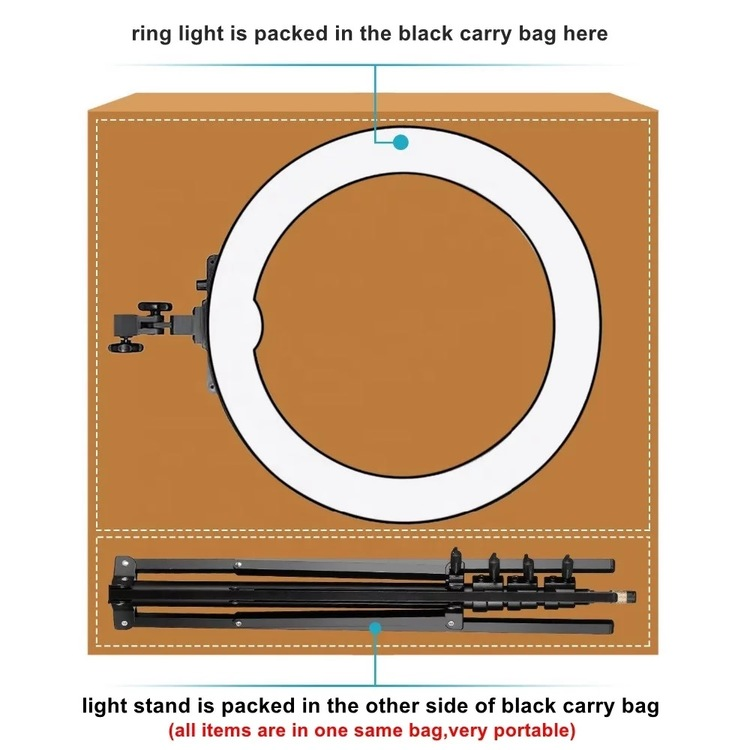 Ring Light 18 inch