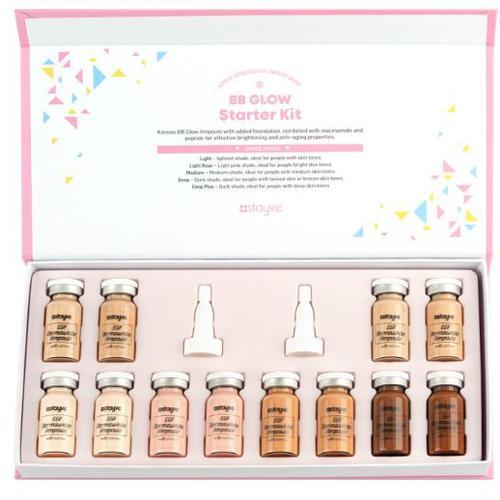 Mix paket färg BB Glow