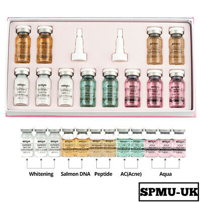 Mix paket serum Boost Microneedling