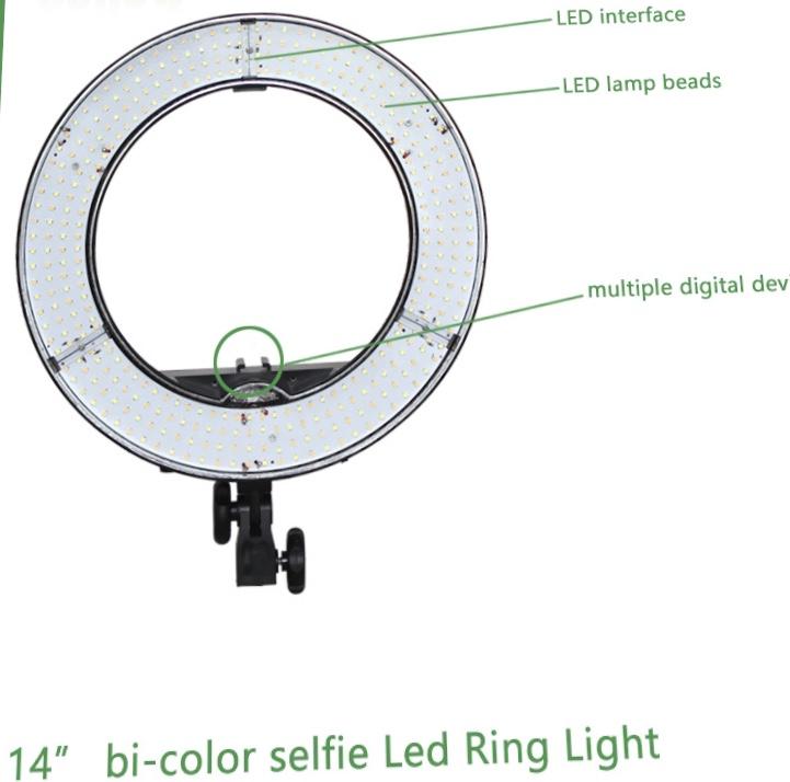 Ring Light 14 inch