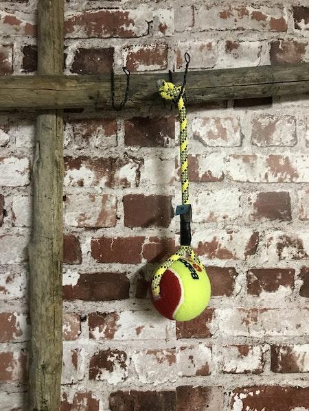 Mjuk tennisboll med reflextamp