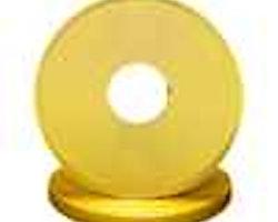 Biothane 12mm GULD