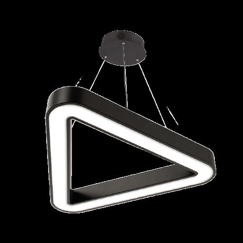 Triangulär Linjär LED, Nedpendlad