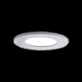 Lamptime Rund Slim Panel 6W (40 st/förp)