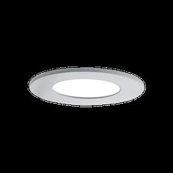 Lamptime Rund Slim Panel 24W (20 st/förp)