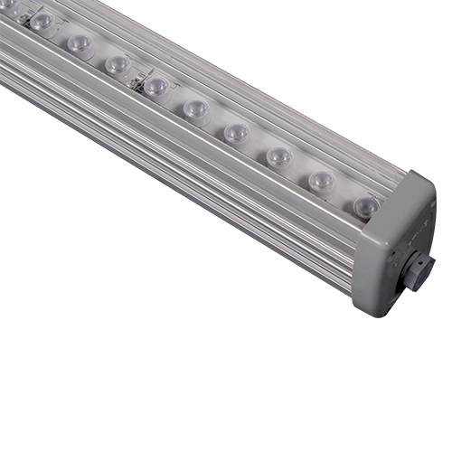 AB Arlemark 36W fasadbelysning från Lamptime i aluminium prisvärd och hållbar