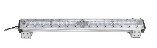 Lamptime Fasadbelysning Dubbel (IP67) 2x18W