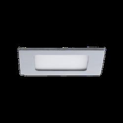 Lamptime Fyrkantig Slim Panel 16W (LAGERVARA)