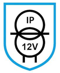 Puraluce Transformator 25W, 12V, IP67