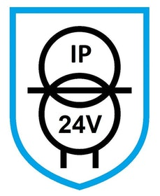 Puraluce Transformator 75W, 24V, IP67