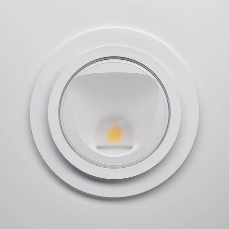 Puraluce SIDE 150 Infälld LED Spot Asymetrisk
