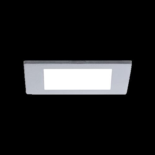 AB Arlemark 18W LED panel med aluminium ram från Lamptime